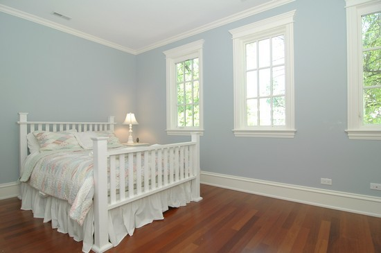 Real Estate Photography - 1833 W Melrose, Chicago, IL, 60657 - 2nd Bedroom