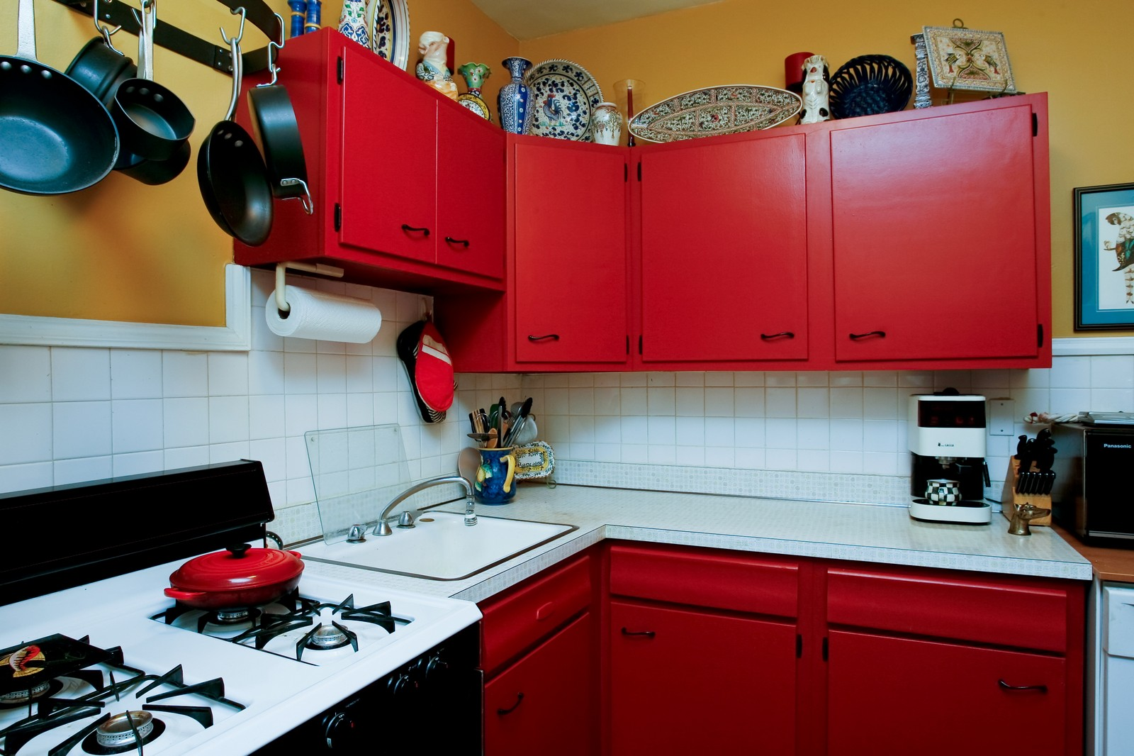 Real Estate Photography - 841 W George, Chicago, IL, 60657 - Kitchen