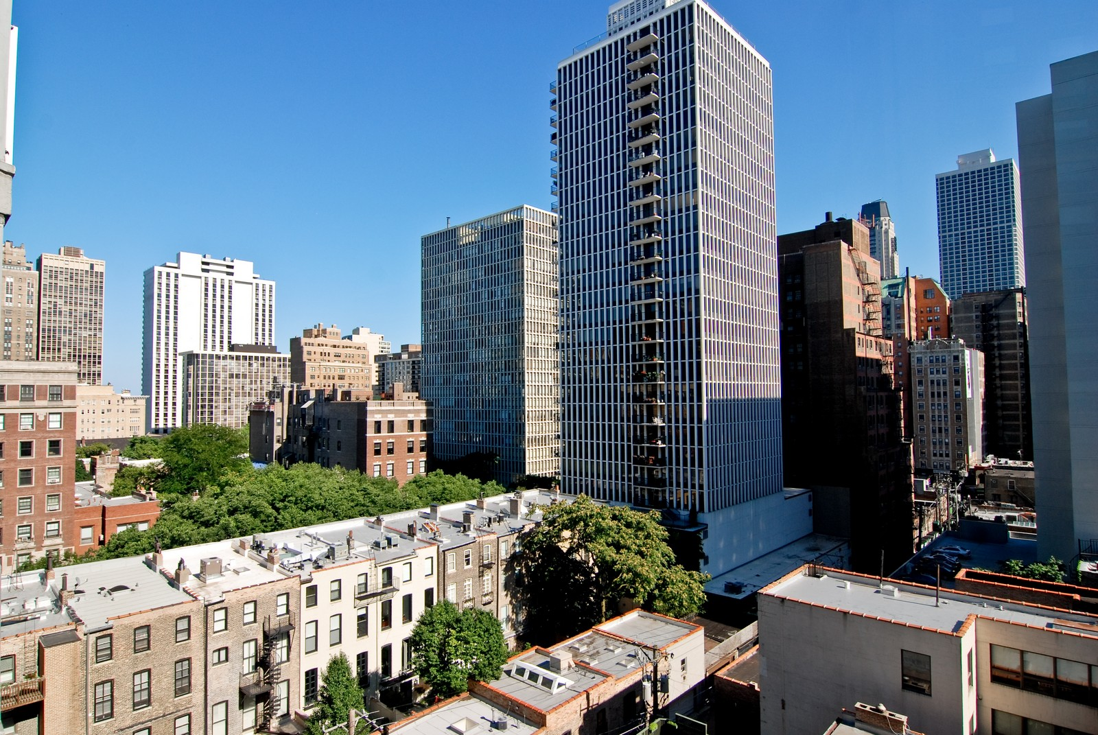 Real Estate Photography - 21 W Goethe, Unit 10K, Chicago, IL, 60610 - View