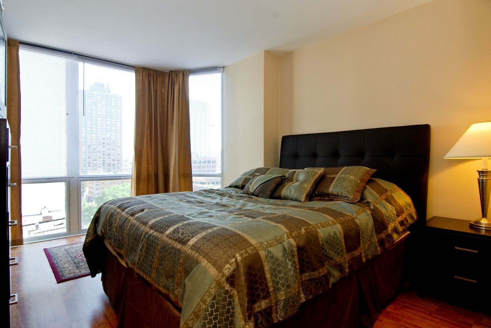 Real Estate Photography - 21 W Goethe, Unit 10K, Chicago, IL, 60610 - Bedroom
