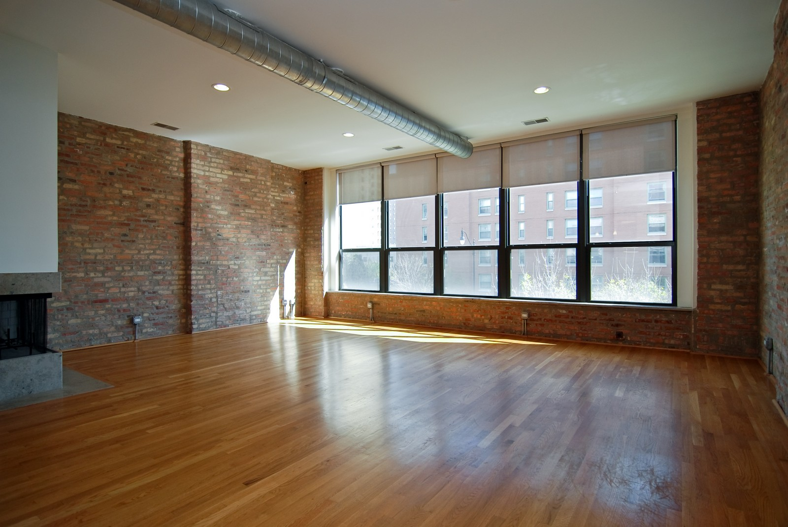 Real Estate Photography - 1526 S. Wabash, 300, Chicago, IL, 60605 - Living Room