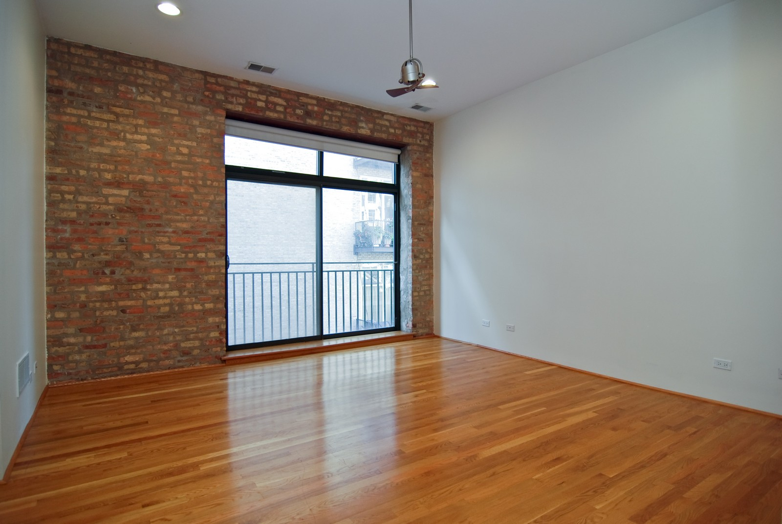 Real Estate Photography - 1526 S. Wabash, 300, Chicago, IL, 60605 - Master Bedroom