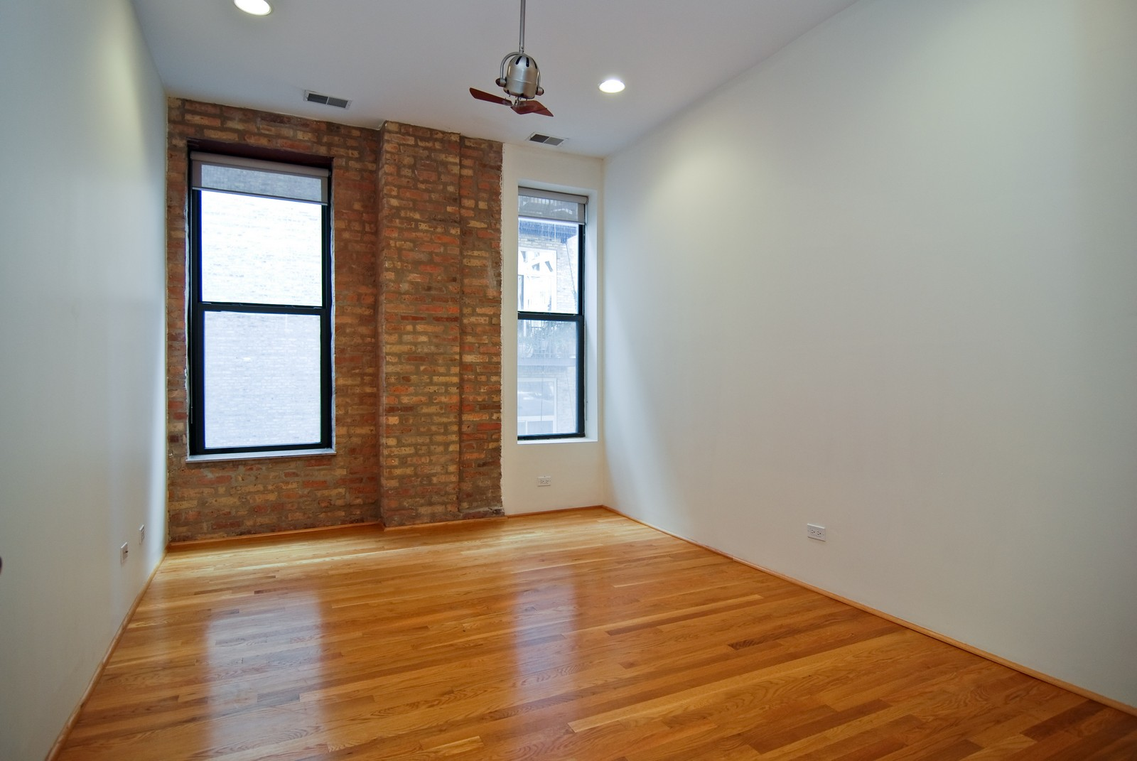 Real Estate Photography - 1526 S. Wabash, 300, Chicago, IL, 60605 - 3rd Bedroom