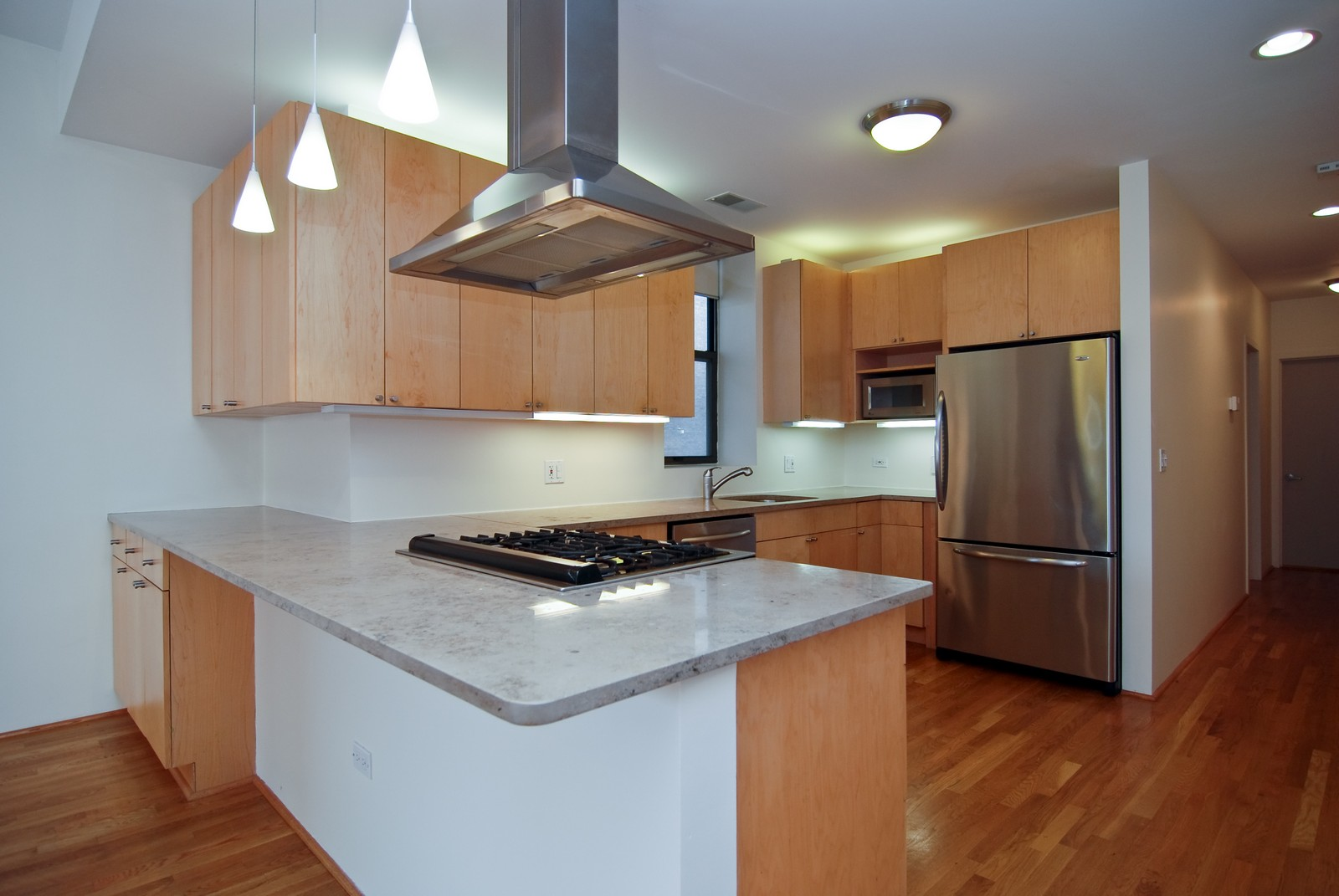 Real Estate Photography - 1526 S. Wabash, 300, Chicago, IL, 60605 - Kitchen