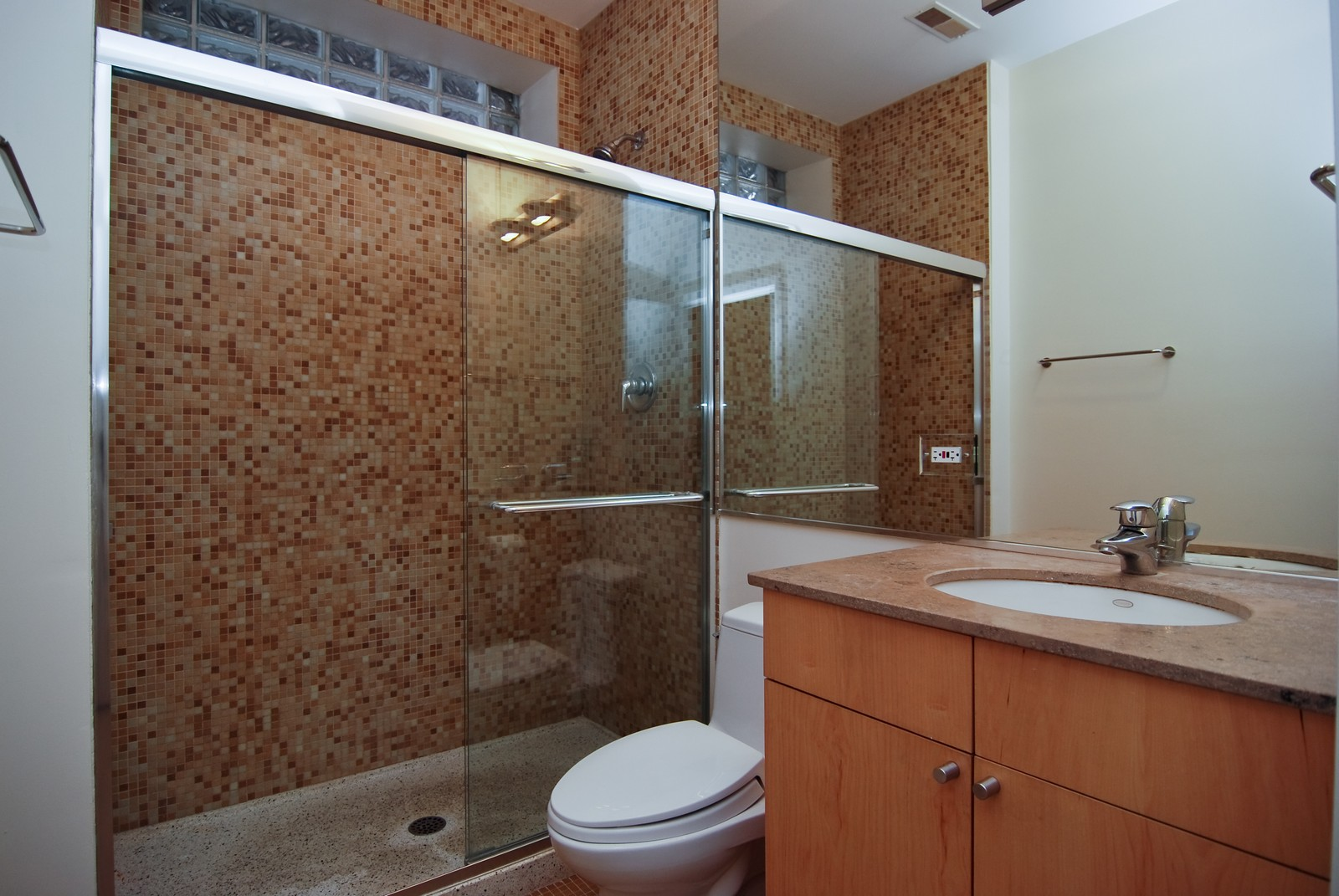 Real Estate Photography - 1526 S. Wabash, 300, Chicago, IL, 60605 - Bathroom