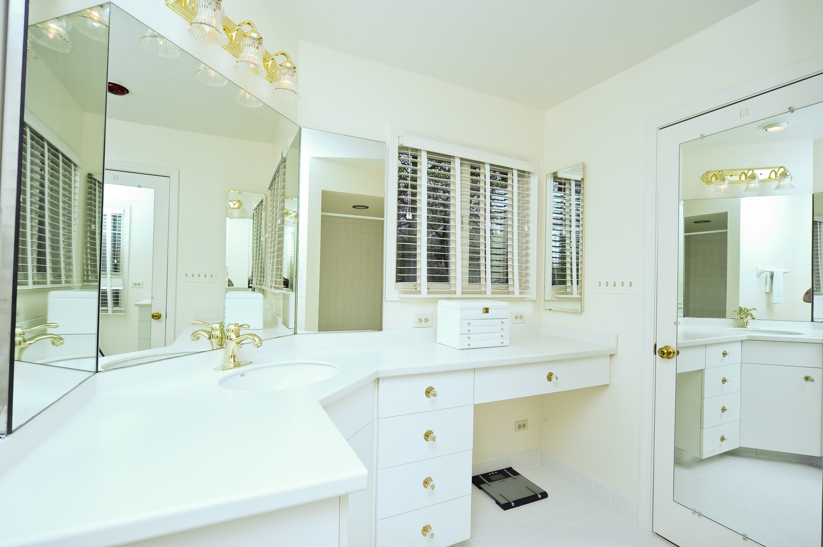 Real Estate Photography - 55 Greenwich Court, Lake Bluff, IL, 60044 - Master Bathroom