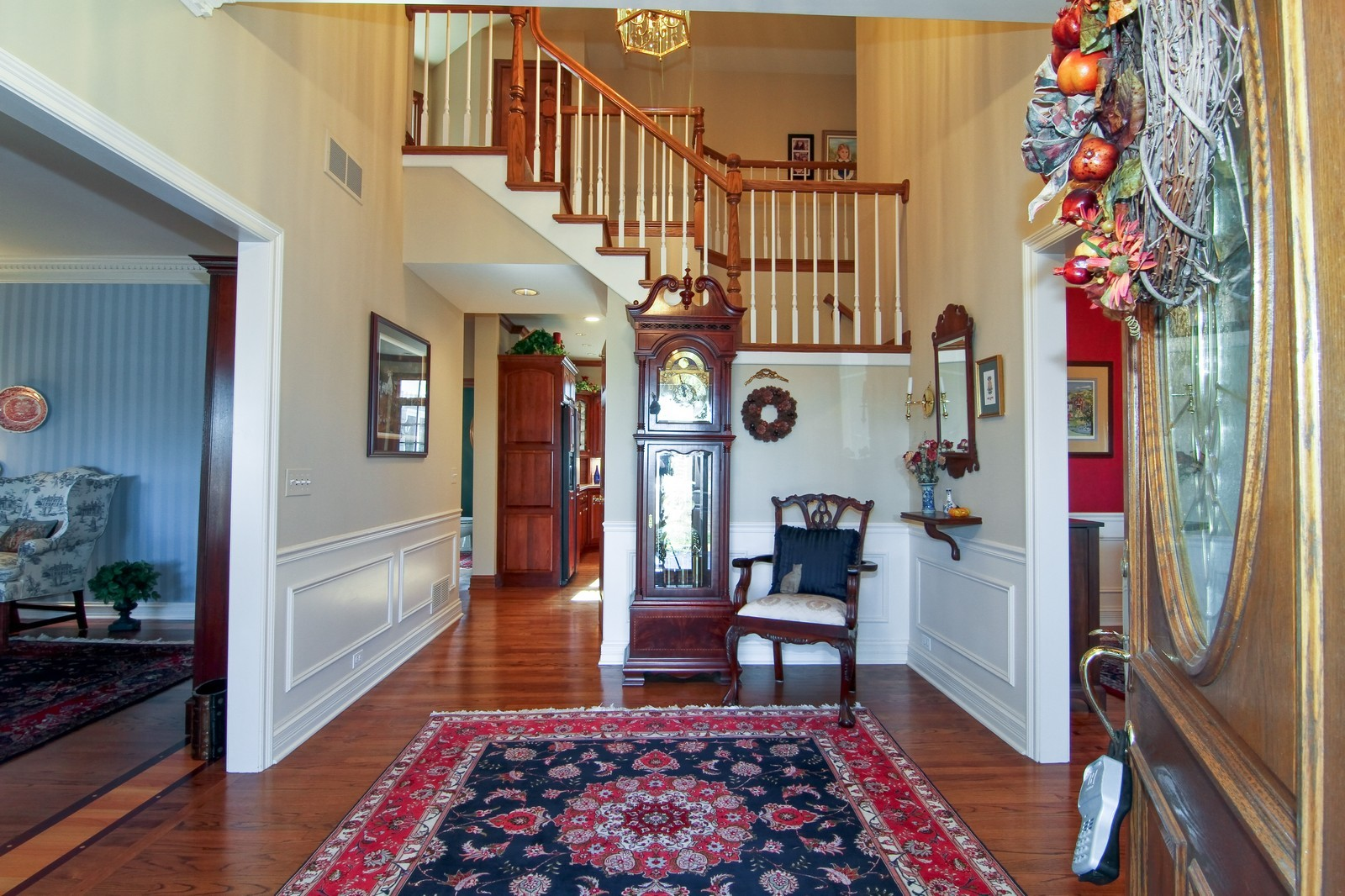 Real Estate Photography - 27W763 Brookside Drive, Winfield, IL, 60190 - Foyer