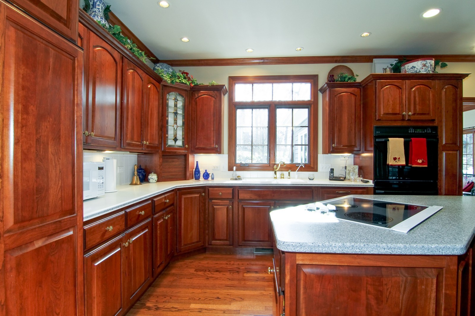 Real Estate Photography - 27W763 Brookside Drive, Winfield, IL, 60190 - Kitchen
