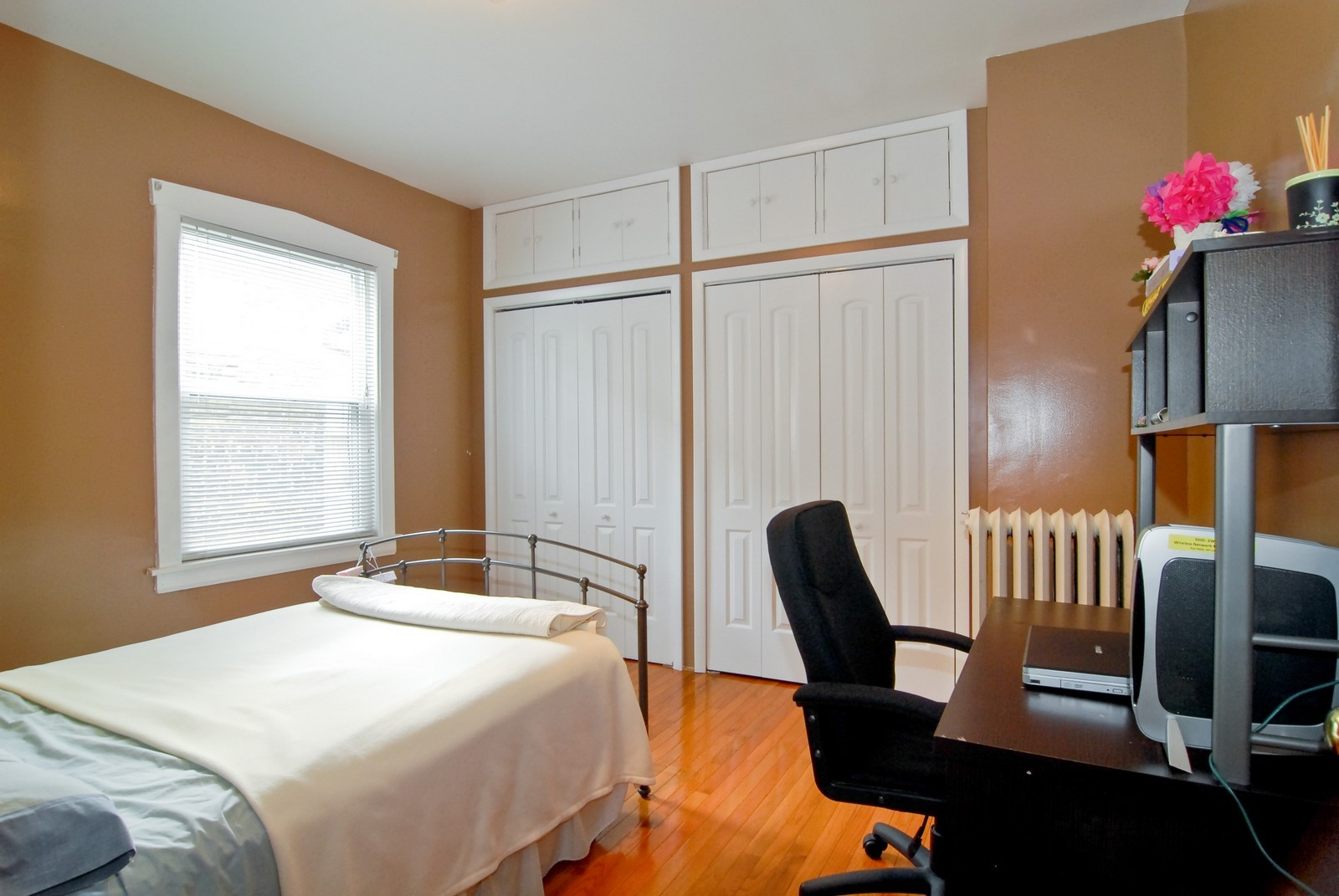 Real Estate Photography - 2842 N Keating, Chicago, IL, 60641 - Bedroom
