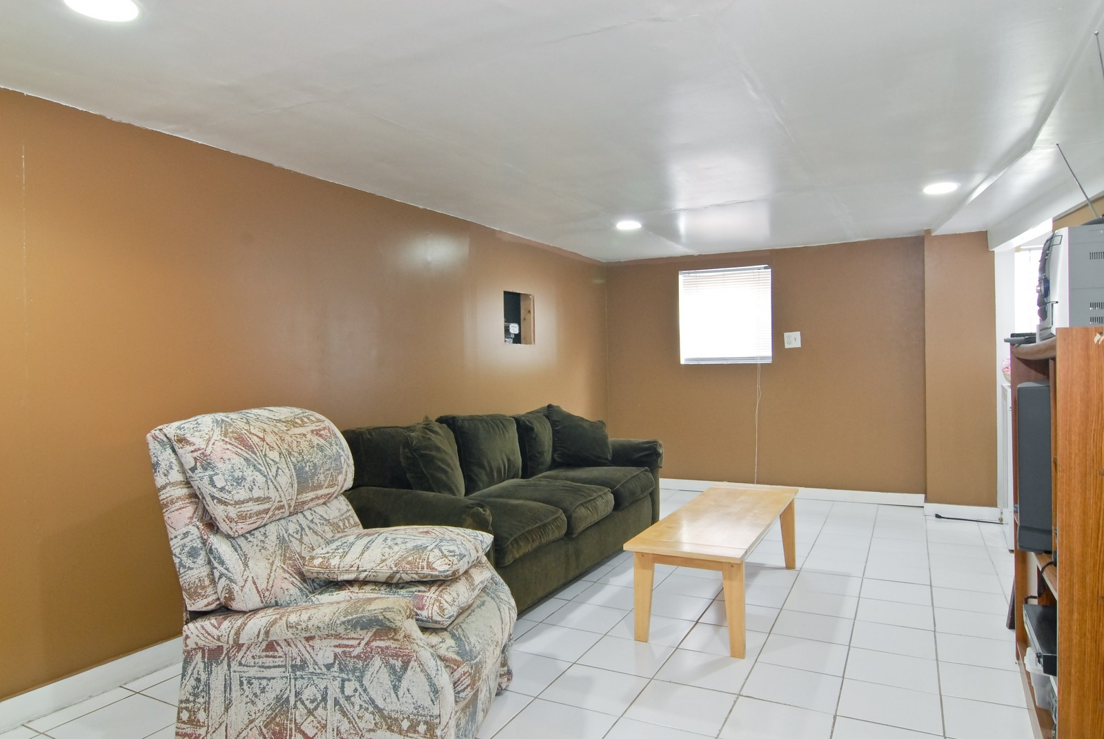Real Estate Photography - 2842 N Keating, Chicago, IL, 60641 - Family Room