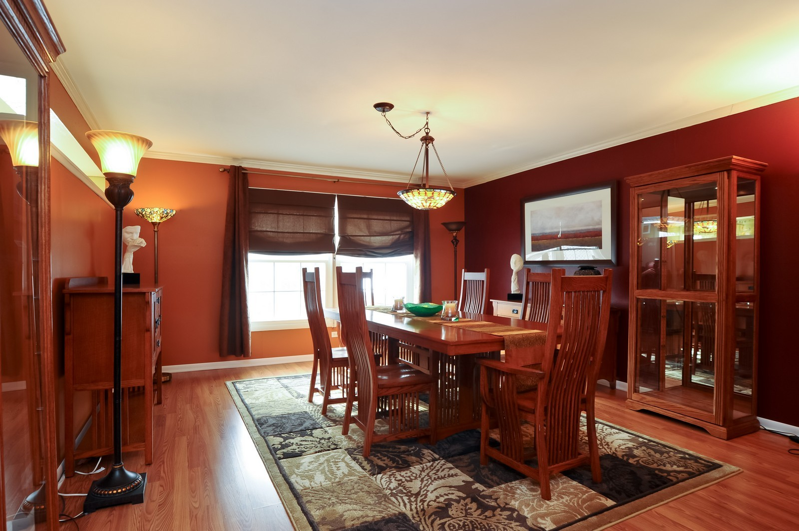 Real Estate Photography - 3 E Hintz, Arlington Heights, IL, 60004 - Dining Room