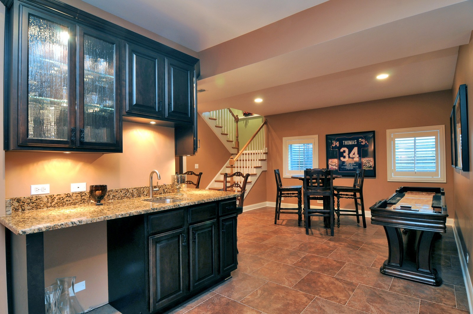 Real Estate Photography - 1916 Bowling Green, Lake Forest, IL, 60045 - Basement
