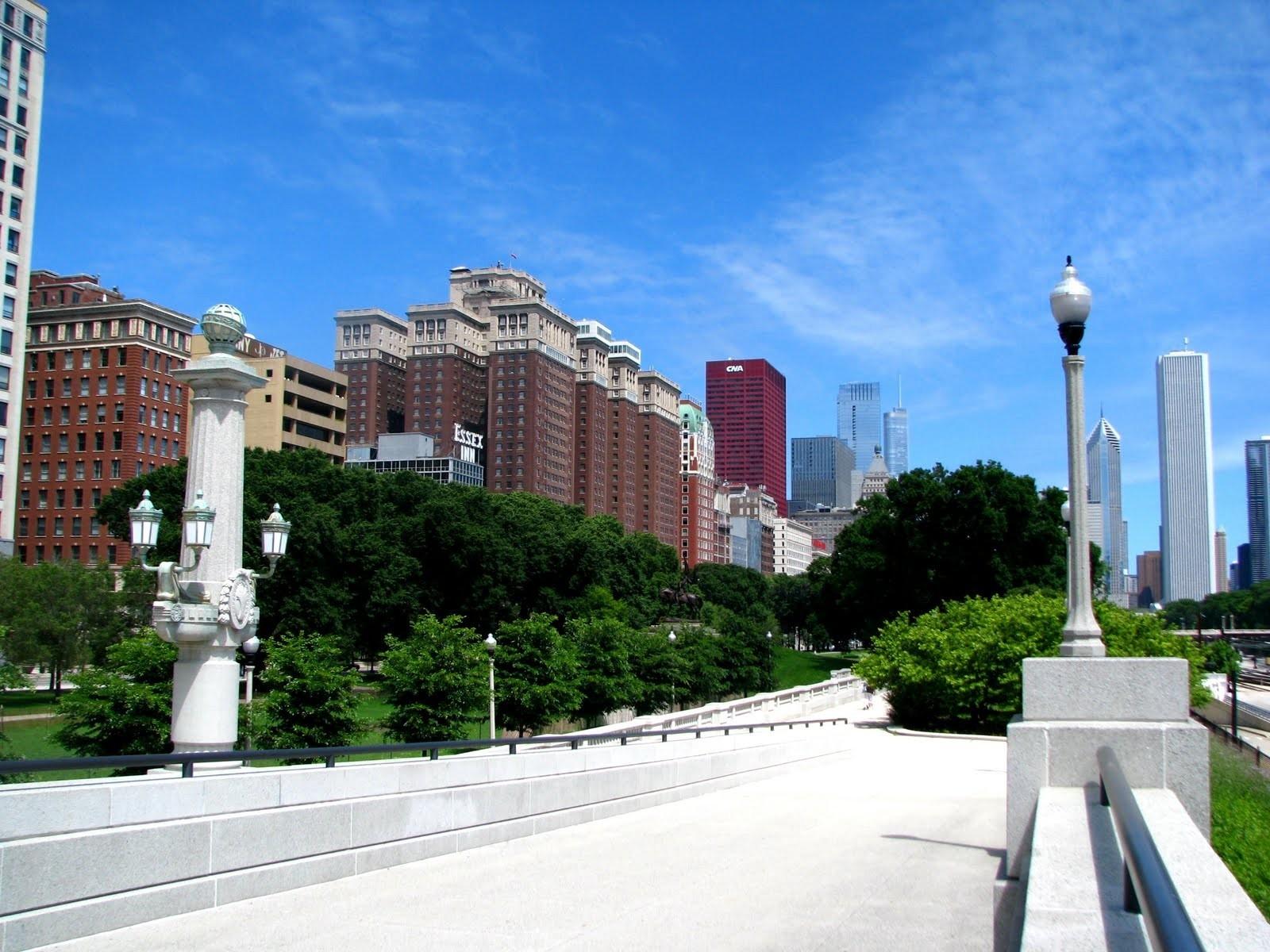 Real Estate Photography - 910 S Michigan, Unit 707, Chicago, IL, 60605 - Location 2