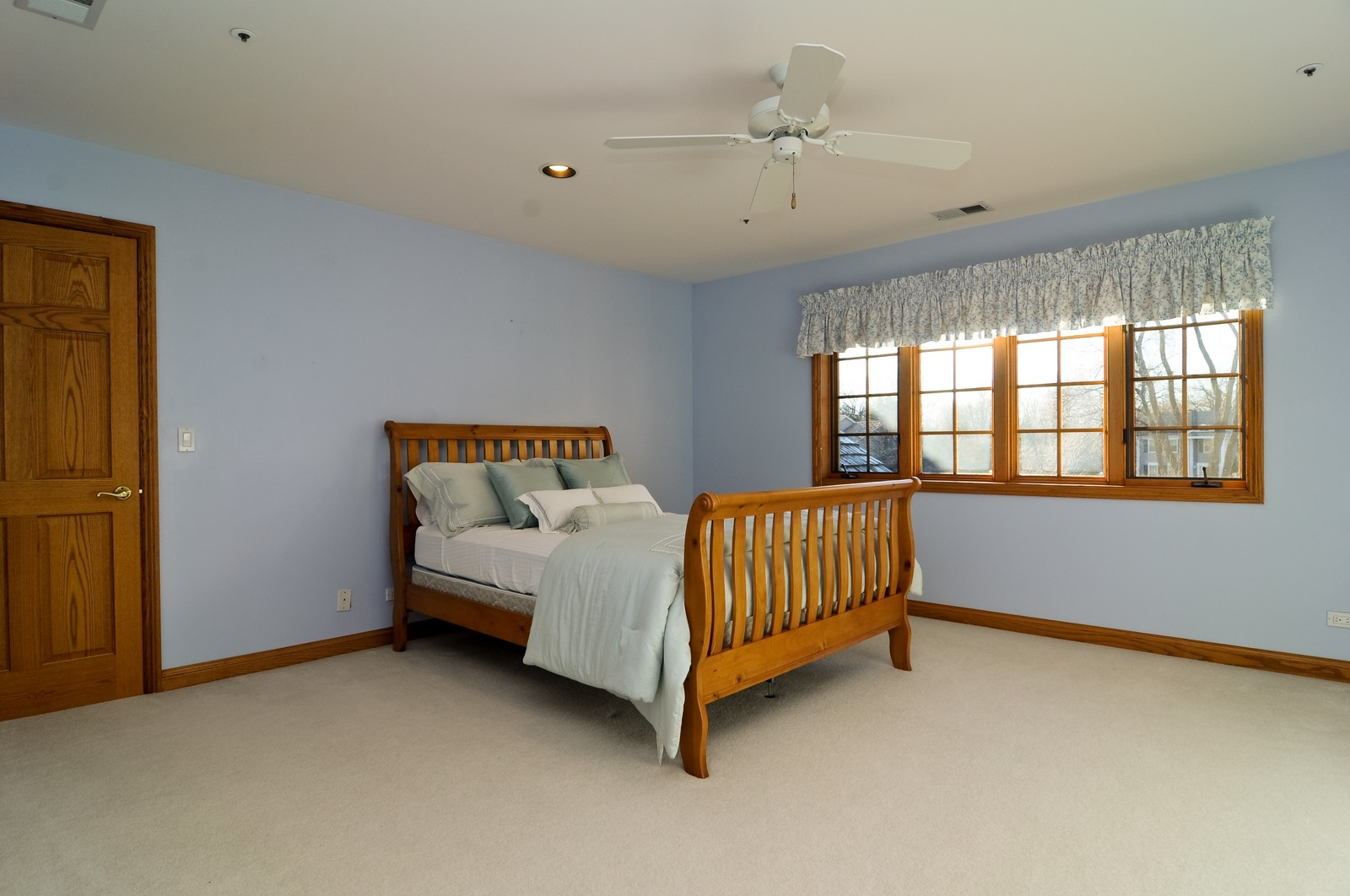Real Estate Photography - 1181 Fairview Ln, Long Grove, IL, 60047 - 2nd Bedroom