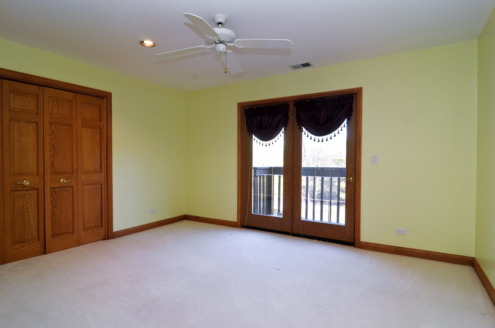 Real Estate Photography - 1181 Fairview Ln, Long Grove, IL, 60047 - 3rd Bedroom