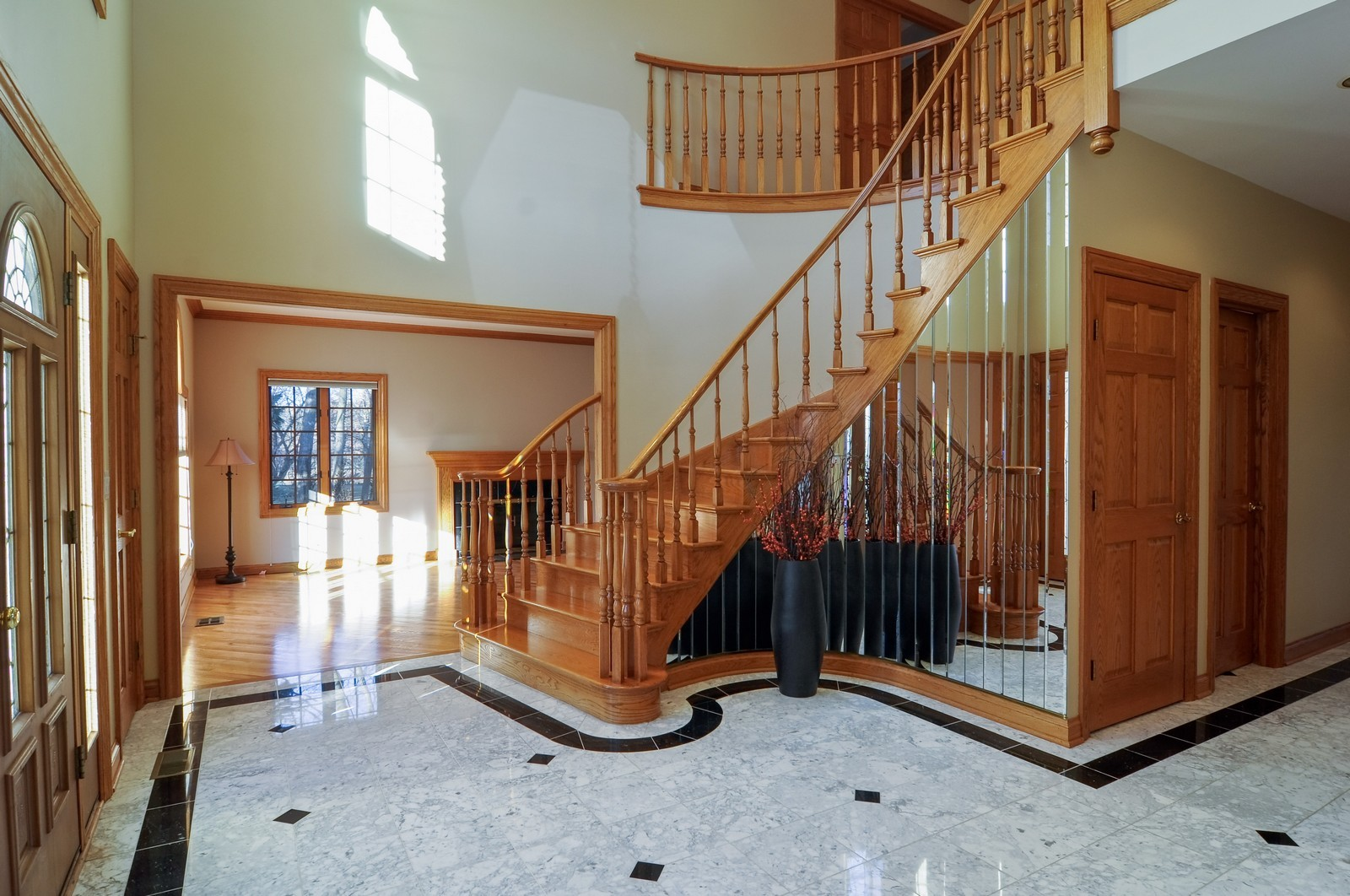 Real Estate Photography - 1181 Fairview Ln, Long Grove, IL, 60047 - Foyer
