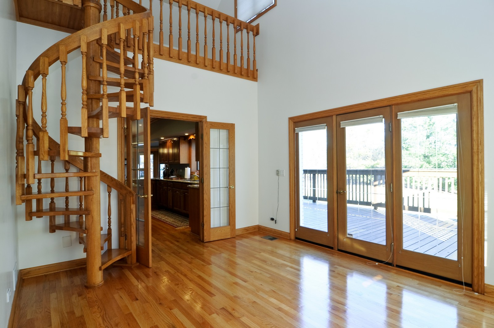 Real Estate Photography - 1181 Fairview Ln, Long Grove, IL, 60047 - Den