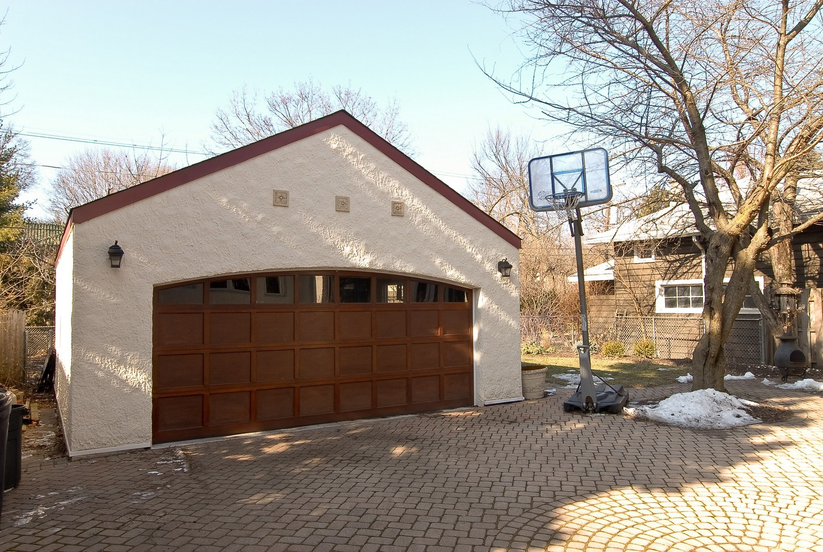Real Estate Photography - 918 Jackson Ave, River Forest, IL, 60305 - Garage