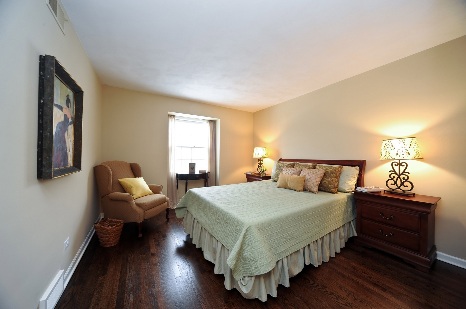 Real Estate Photography - 251 Grandview Ave., Glen Ellyn, IL, 60137 - 4th Bedroom