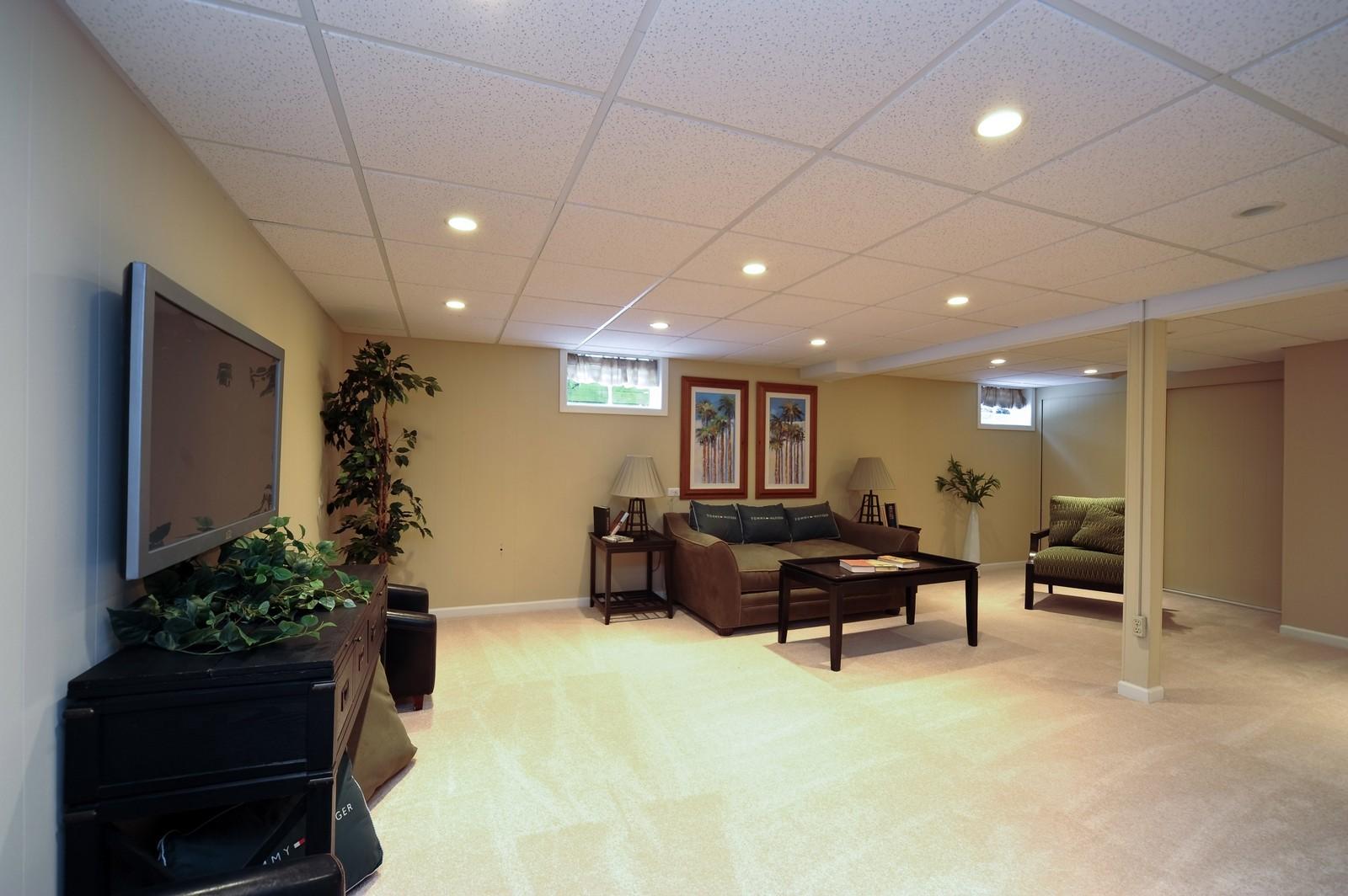 Real Estate Photography - 251 Grandview Ave., Glen Ellyn, IL, 60137 - Basement