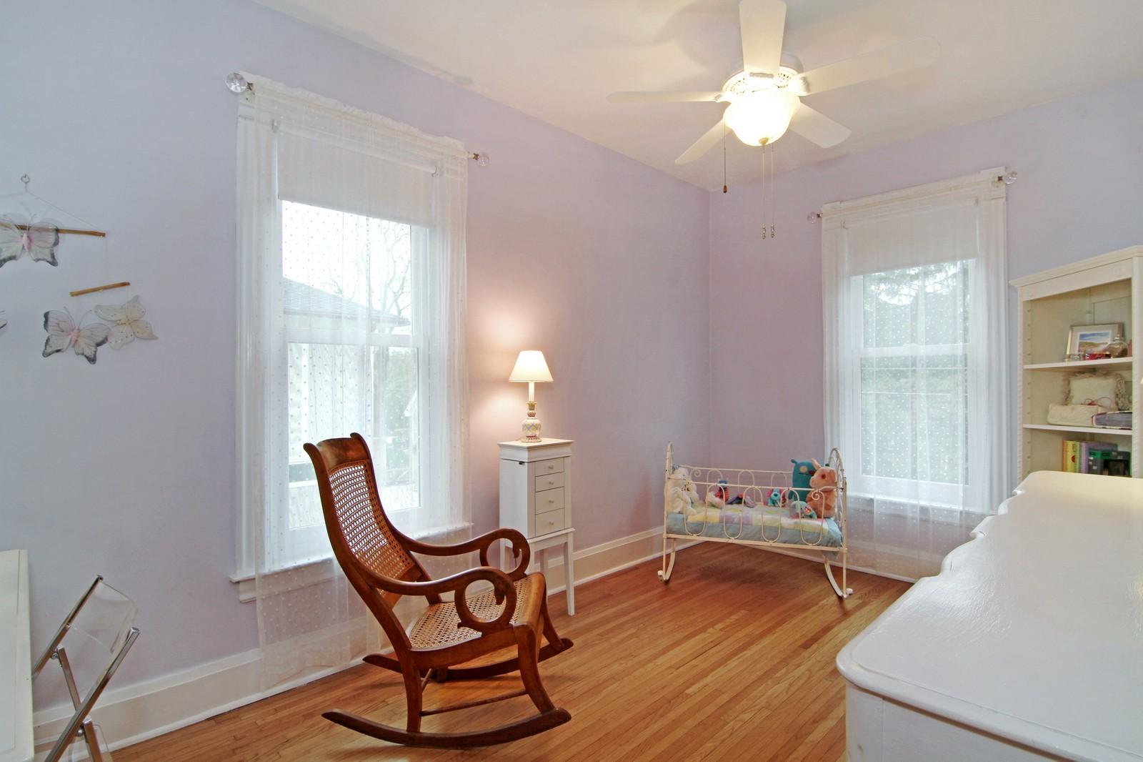 Real Estate Photography - 228 LaGrange Rd, La Grange, IL, 60525 - 4th Bedroom
