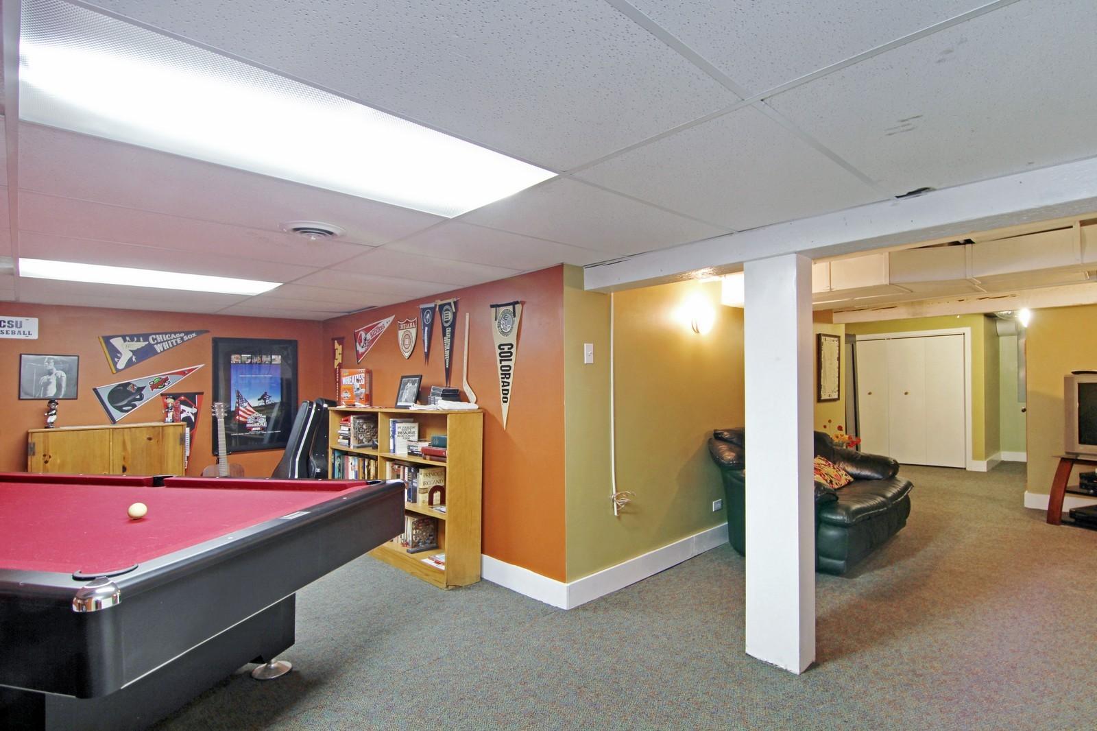 Real Estate Photography - 228 LaGrange Rd, La Grange, IL, 60525 - Lower Level