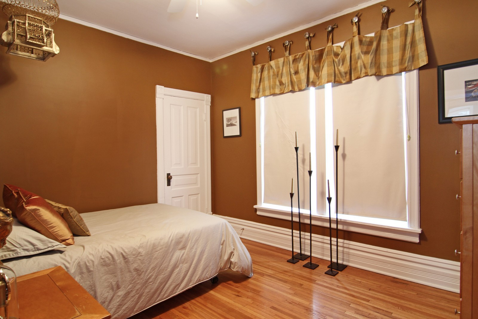Real Estate Photography - 228 LaGrange Rd, La Grange, IL, 60525 - Bedroom