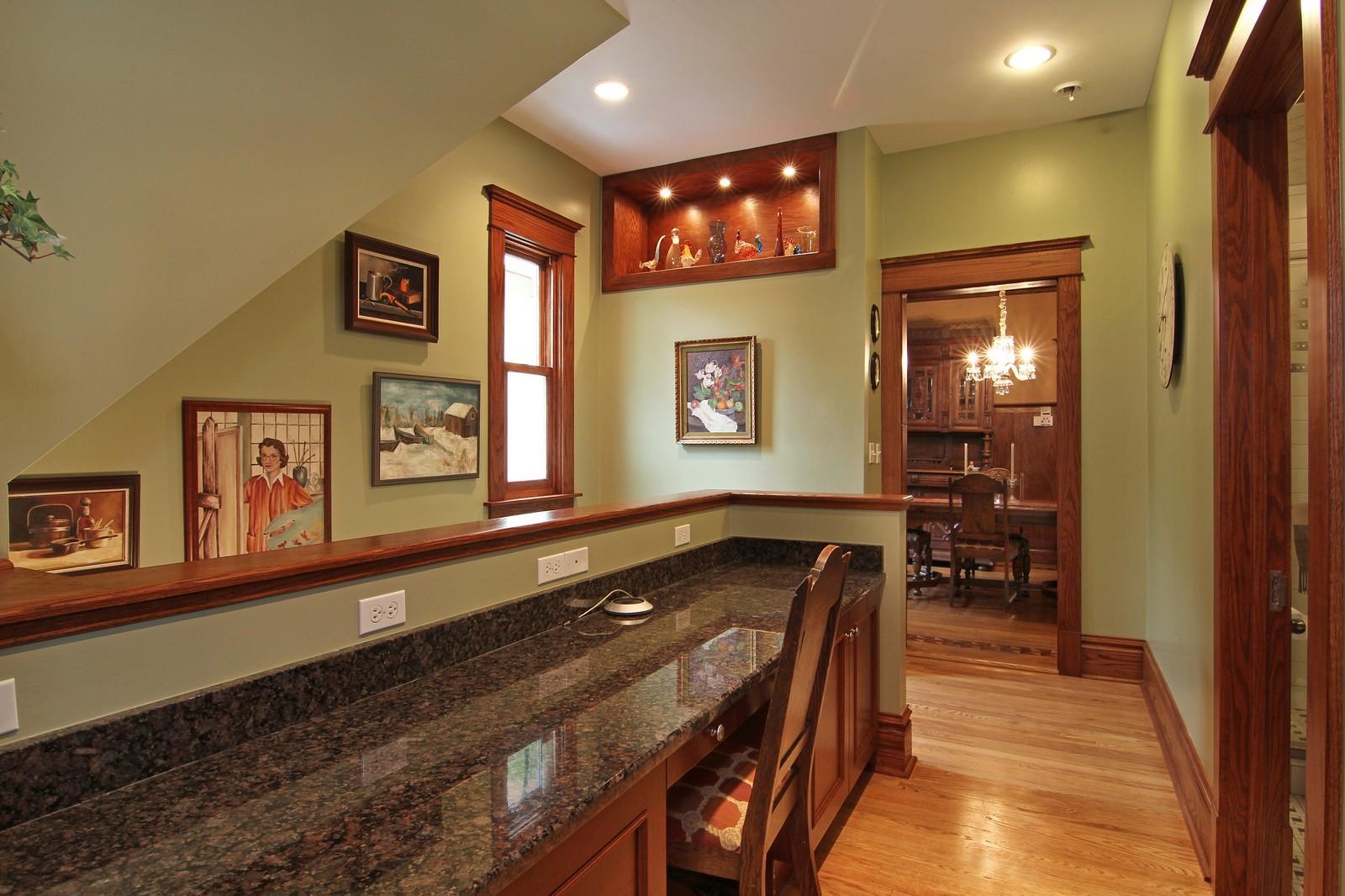 Real Estate Photography - 228 LaGrange Rd, La Grange, IL, 60525 - Hallway