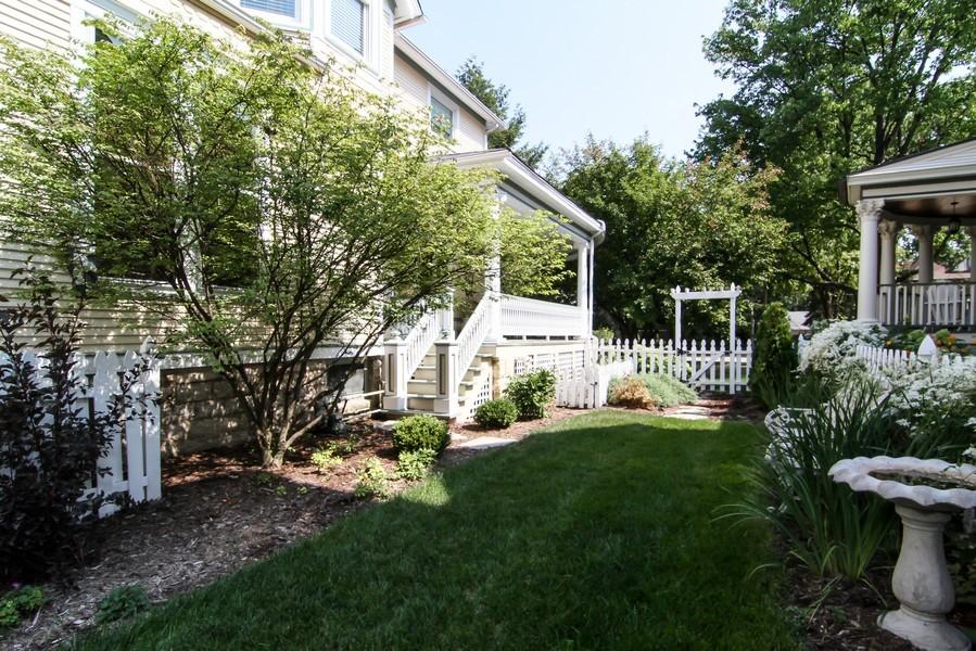 Real Estate Photography - 228 LaGrange Rd, La Grange, IL, 60525 - Back Yard
