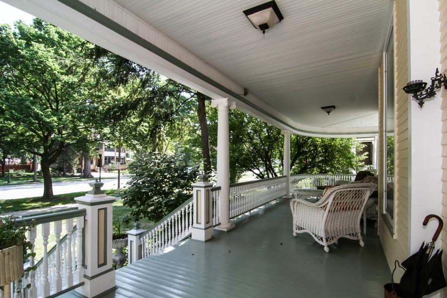 Real Estate Photography - 228 LaGrange Rd, La Grange, IL, 60525 - Entrance