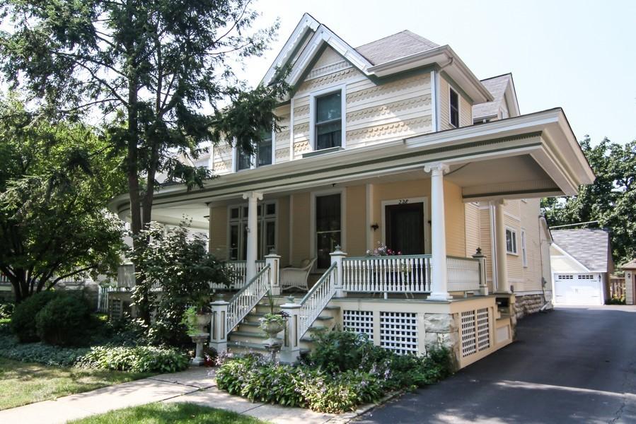 Real Estate Photography - 228 LaGrange Rd, La Grange, IL, 60525 - Front View