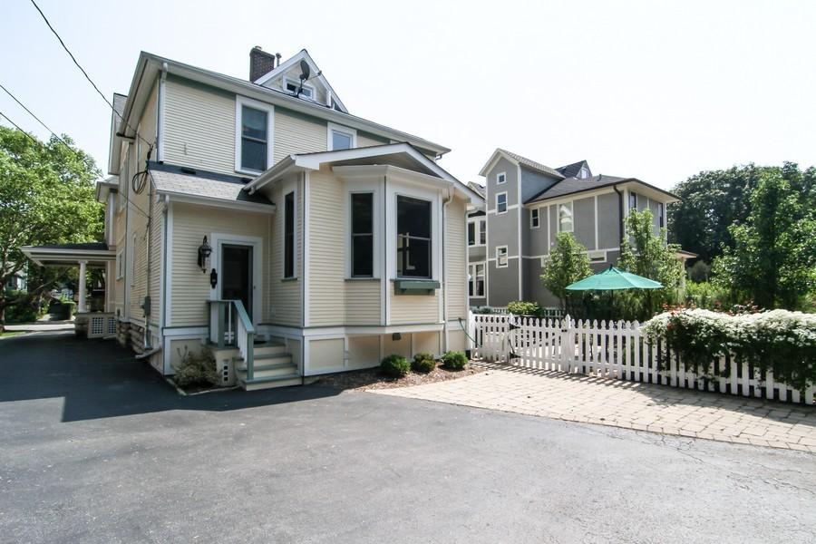 Real Estate Photography - 228 LaGrange Rd, La Grange, IL, 60525 - Side View