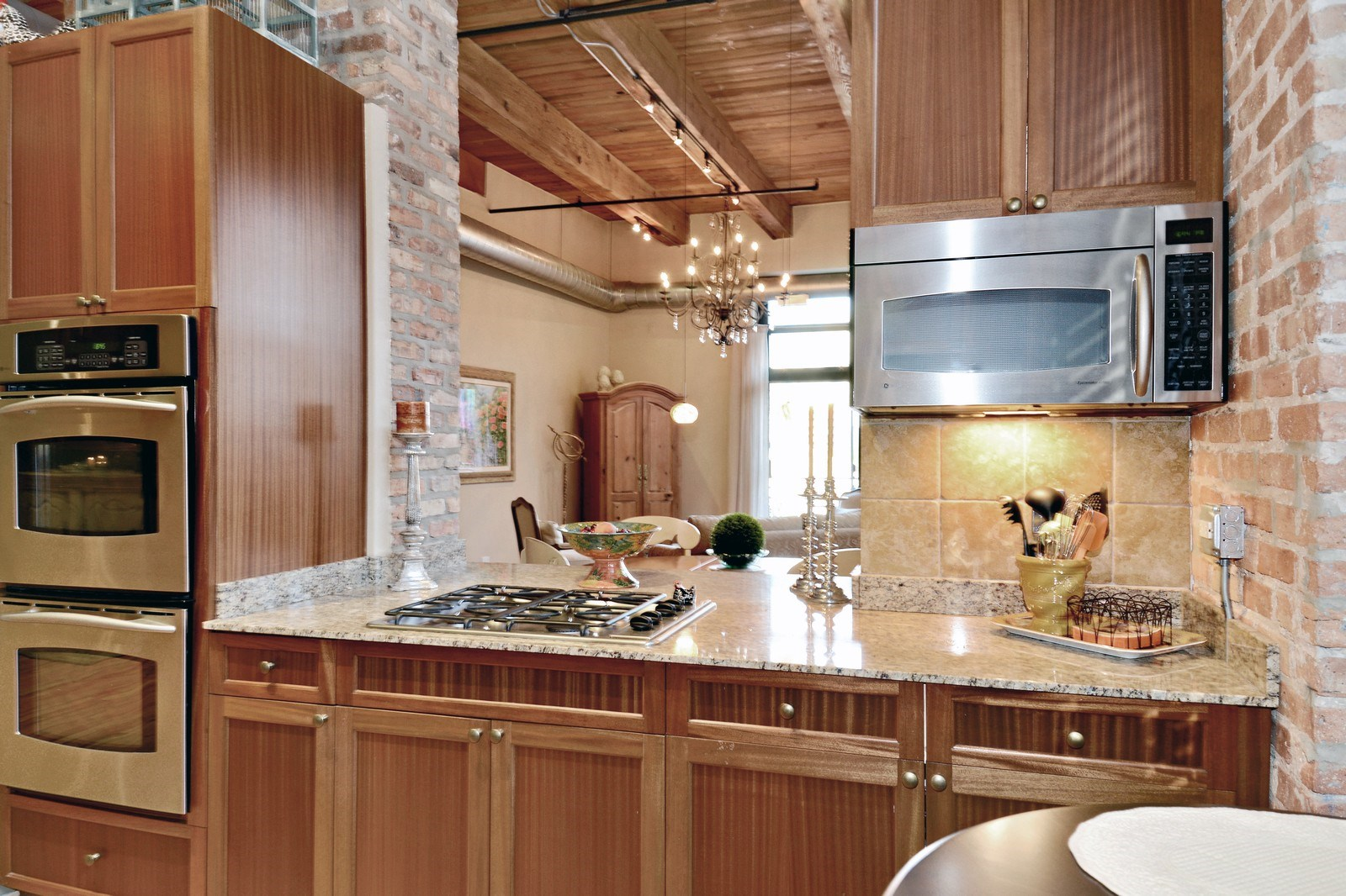 Real Estate Photography - 525 W. Superior #527, Chicago, IL, 60654 - Kitchen