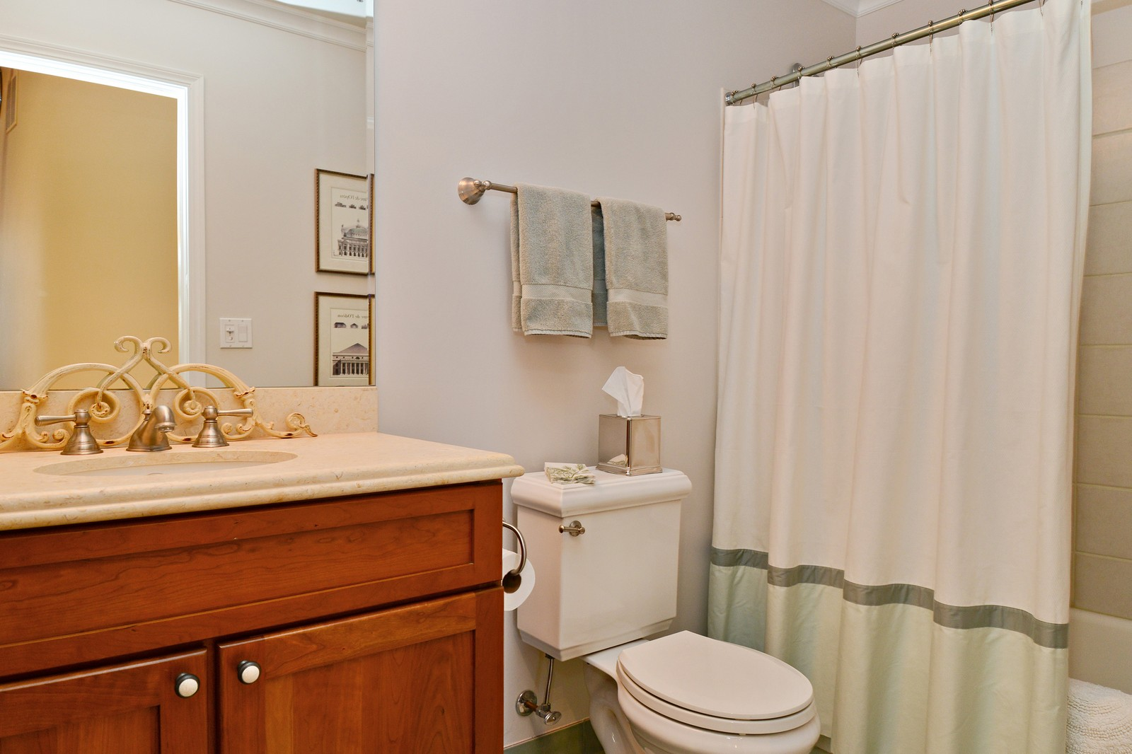 Real Estate Photography - 525 W. Superior #527, Chicago, IL, 60654 - Bathroom