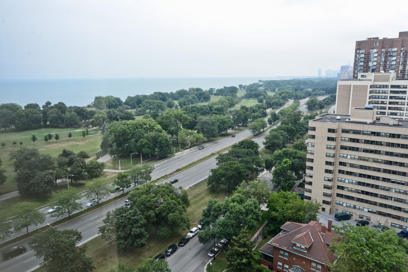 Real Estate Photography - 4250 N Marine Dr, Unit 1806S, Chicago, IL, 60613 - View