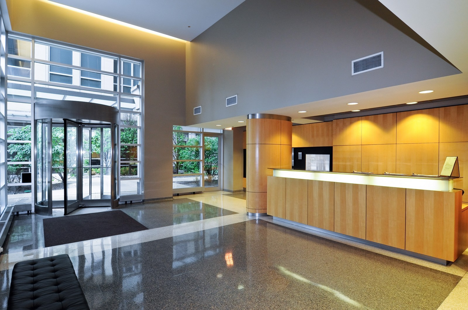 Real Estate Photography - 720 N Larrabee, Apt 1013, Chicago, IL, 60654 - Lobby