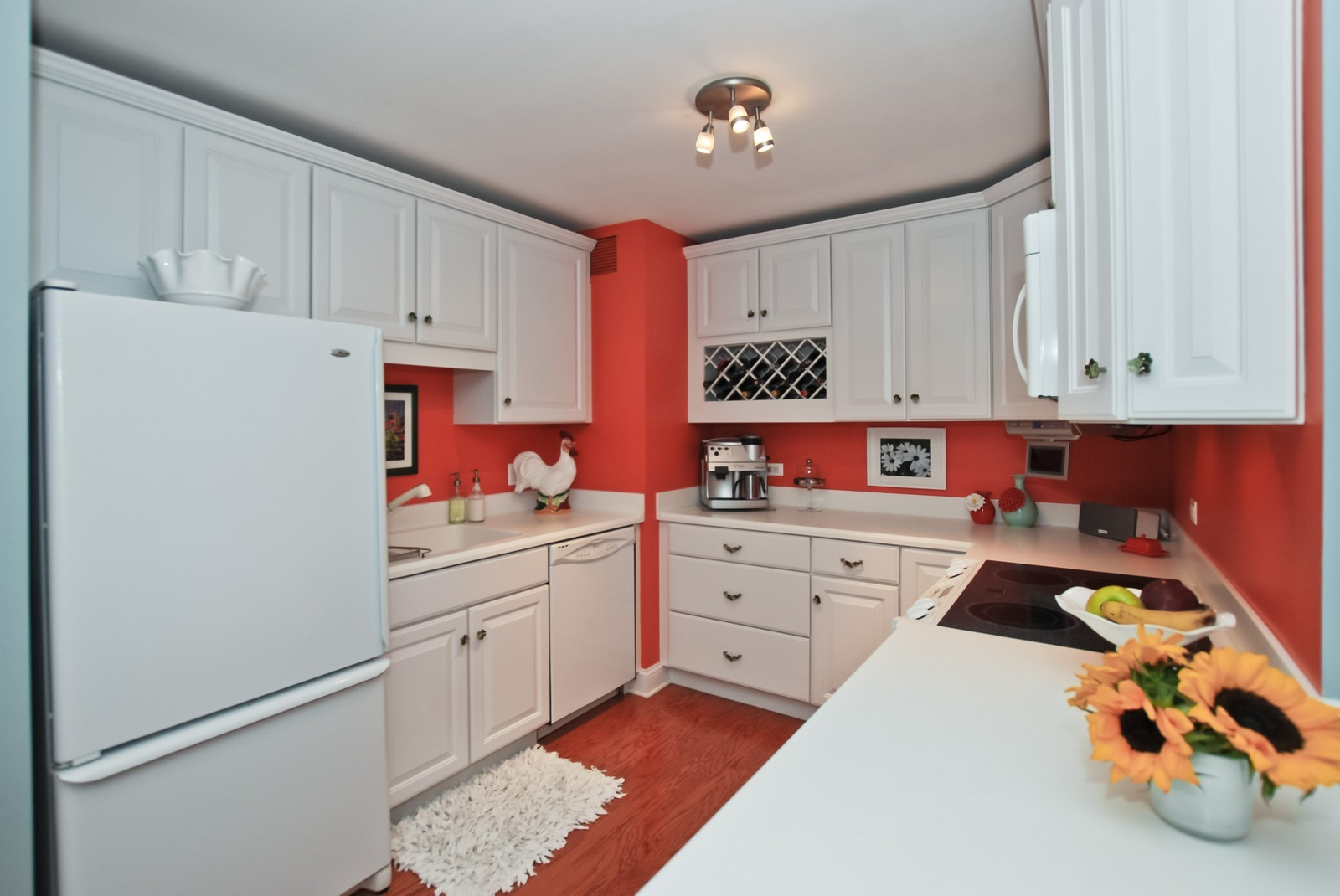Real Estate Photography - 777 N Michigan Ave, Unit 701, Chicago, IL, 60611 - Kitchen