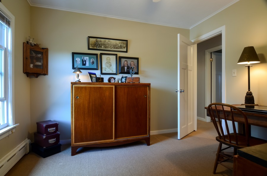 Real Estate Photography - 2201 W Estes, Chicago, IL, 60645 - 3rd Bedroom