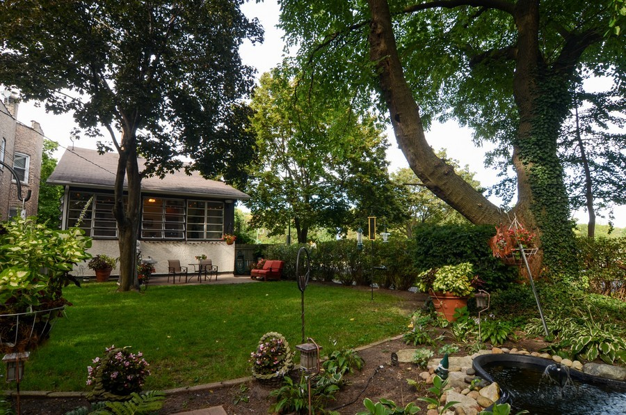 Real Estate Photography - 2201 W Estes, Chicago, IL, 60645 - Rear View