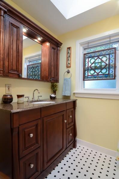 Real Estate Photography - 2201 W Estes, Chicago, IL, 60645 - Bathroom