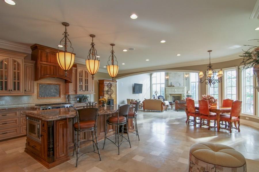 Real Estate Photography - 43 Royal Vale Drive, Oak Brook, IL, 60523 - Kitchen