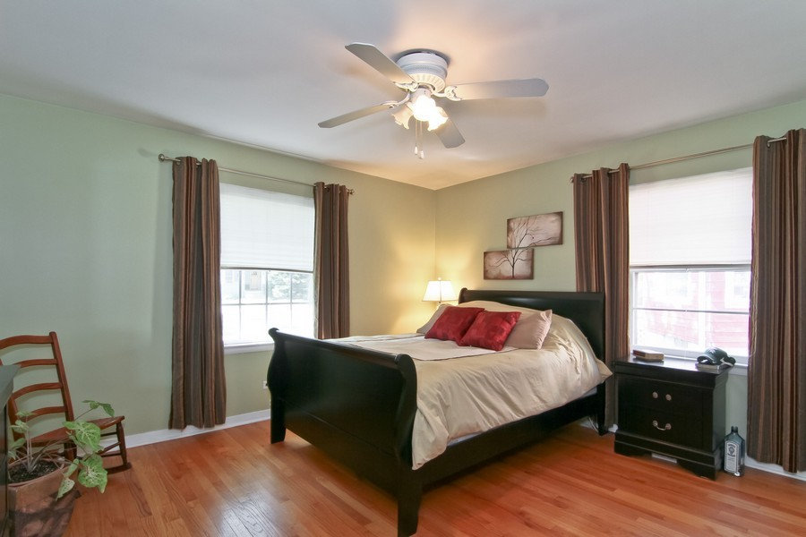 Real Estate Photography - 4713 Main St, Downers Grove, IL, 60515 - Bedroom