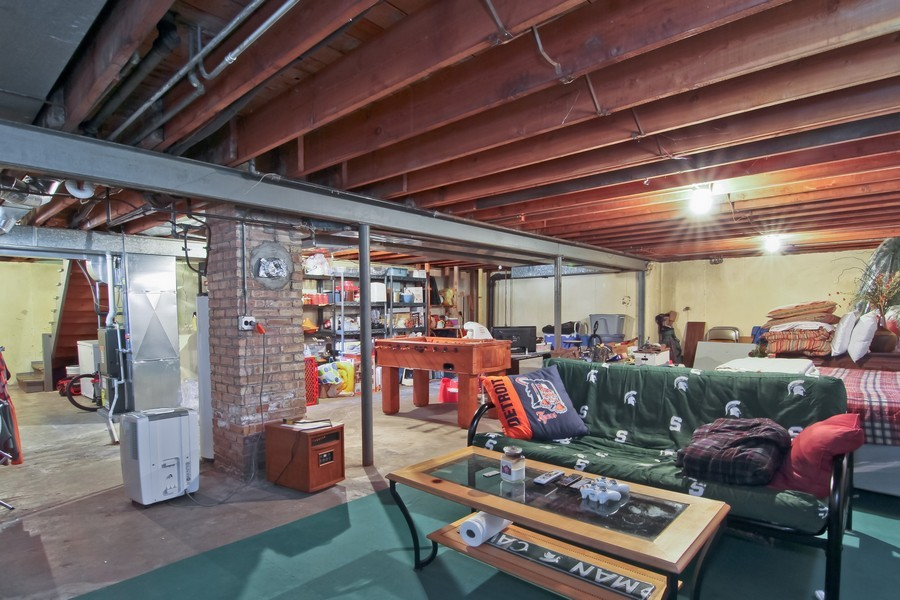Real Estate Photography - 4713 Main St, Downers Grove, IL, 60515 - Basement