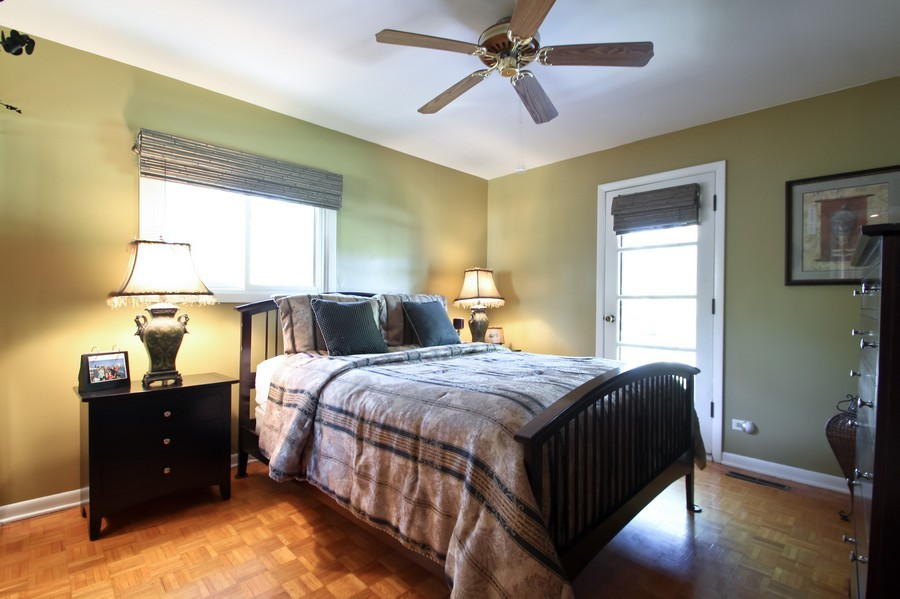 Real Estate Photography - 873 Willow Lane, Willowbrook, IL, 60527 - 3rd Bedroom