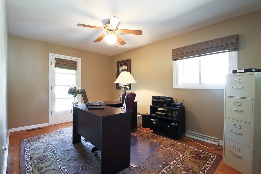 Real Estate Photography - 873 Willow Lane, Willowbrook, IL, 60527 - 4th Bedroom