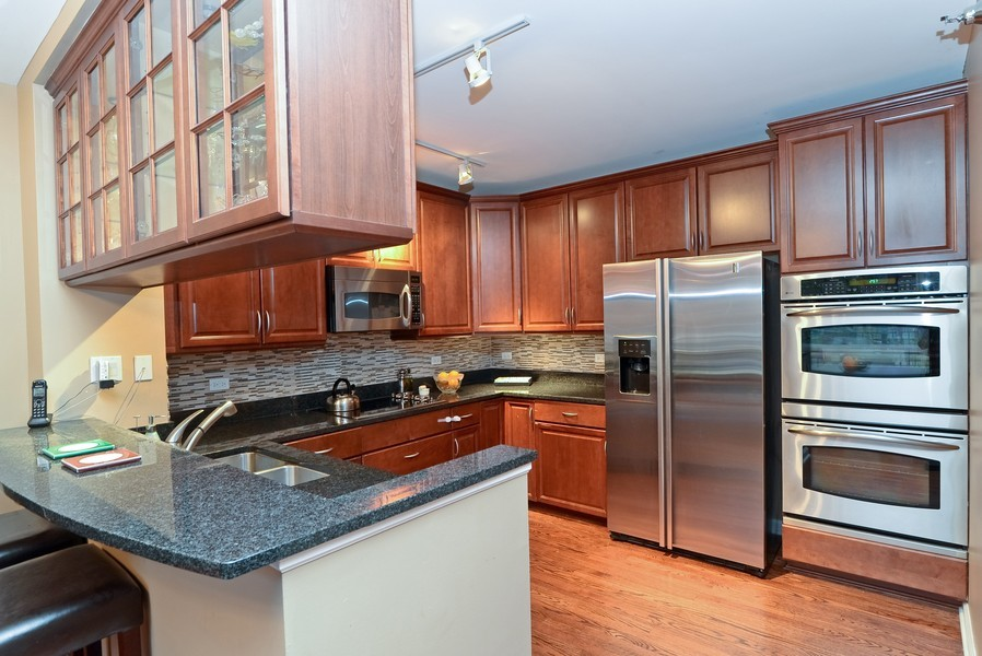 Real Estate Photography - 1841 S Calumet, # 4, Chicago, IL, 60616 - Kitchen