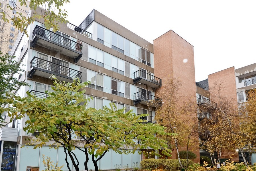 Real Estate Photography - 1440 S Michigan, Unit 212, Chicago, IL, 60605 - Front View