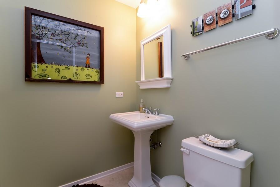 Real Estate Photography - 500 W Superior, Apt 1008, Chicago, IL, 60654 - Bathroom