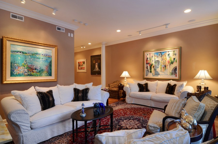 Real Estate Photography - 493 N Canal, Chicago, IL, 60654 - Great Room