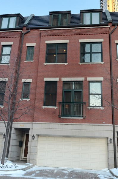 Real Estate Photography - 493 N Canal, Chicago, IL, 60654 - Front side